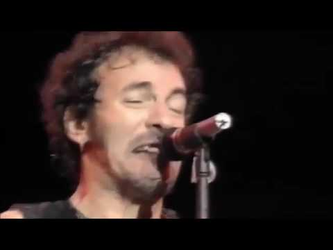 Bruce Springsteen live human touch 1993