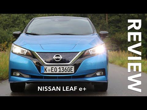 2020 Nissan Leaf e+ Tekna (62 kWh) Fahrbericht Test Review | Voice over Cars