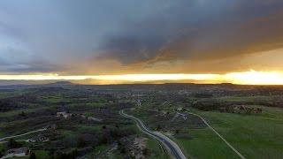 Смотреть онлайн Небо перед штормом в штате Колорадо