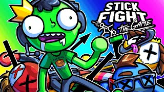 Stick Fight Funny Moments - We Win By Doing Absolutely Nothing!