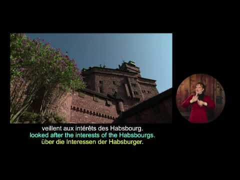 The second chapter of the story of the château du Haut-Koenigsbourg