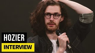 Hozier on working with legends, his new EP and that feeling when fans sing your lyrics back to you
