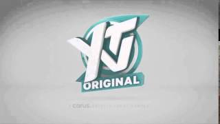 Teletoon, YTV, and Treehouse with the New Corus Entertainment byline (Fanmade 2016)
