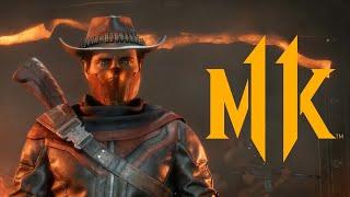 Mortal Kombat 11 – узнаваемые лица в новом трейлере