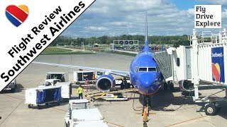 Southwest Airlines Flight Review - Flying To Orlando