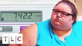 30 Year Old Woman Will Soon Be Bedridden If She Can't Lose Weight | My 600lb Life