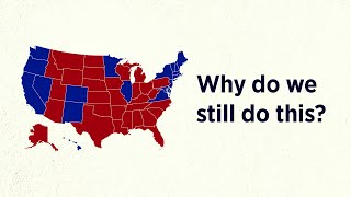 This is why we still have the Electoral College