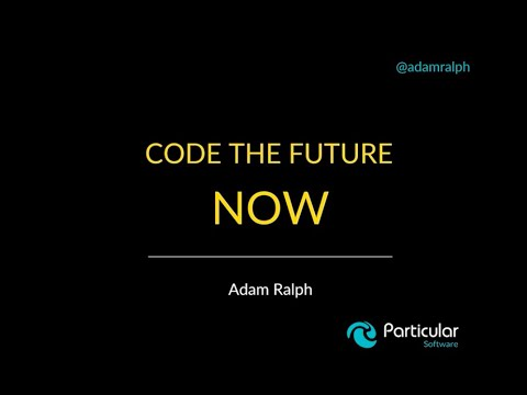 Code the future, now
