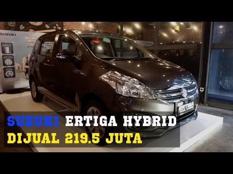 Launching Suzuki Ertiga Diesel Hybrid I OTO.com