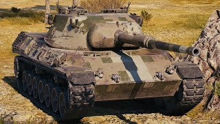 World of Tanks Leopard 1 - 8 Kills 9,4K Damage