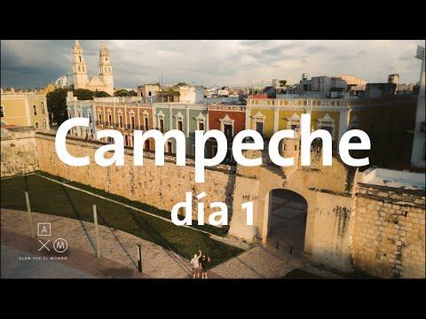 Conoce Virtualmente El Bello Estado De Campeche En México