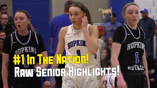 Paige Bueckers Is The #1 Player In The Nation! Raw Senior Season Highlights!