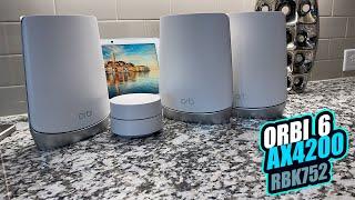 Orbi AX4200 Premium Wifi Router