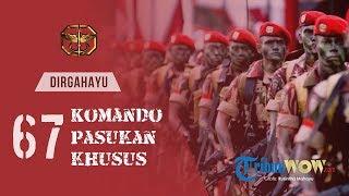 KABAR APA HARI INI: Dirgahayu ke-67 Komando Pasukan Khusus (Kopassus)