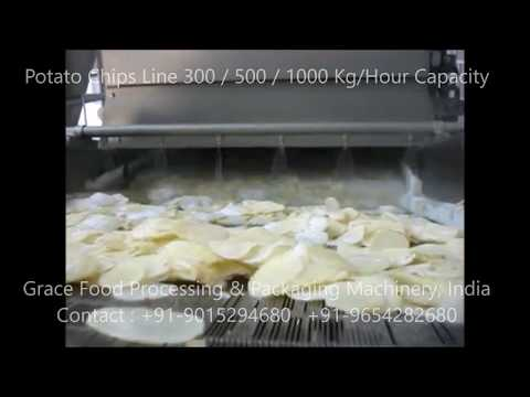 Batch Type Potato Chips Flavoring Machine
