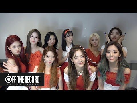 [FM_1.24] 프로미스나인 (fromis_9) - 'KCON 2019 NY' Behind