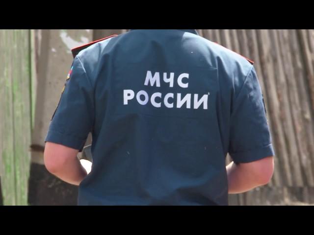 Ангарские огнеборцы следят за соблюдением особого режима