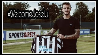 Official: Newcastle complete Joselu signing