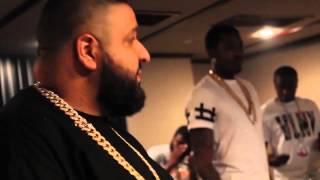 "Dj Khaled, Meek Mill, T.I. & Swizz Beats Recording ""I Feel Like Pac / I Feel Like Biggie"""
