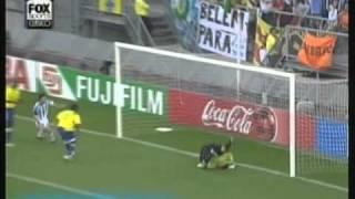 Argentina 2 Brasil 1 Mundial Sub 20 2005 Resumen Completo)
