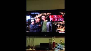 American Pickers Intro