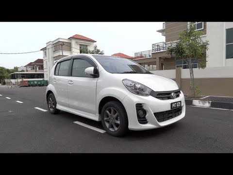 Perodua MyVi SE 1.5 Full Vehicle Tour & Test Drive