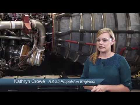RS-25 - The Ferrari of Rocket Engines