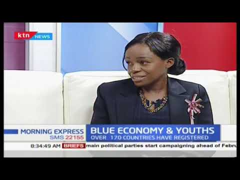 The Blue Economy to provide a lot of potential for the youth