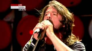 Foo Fighters   Live Earth ( Full Concert ) 2007