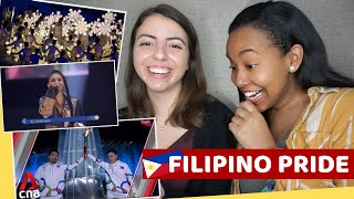 SEA GAMES 2019 Opening Ceremony Finale (REACTION)