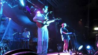 Architecture in Helsinki - Hold Music (Live at the Hi-Fi, Melbourne)