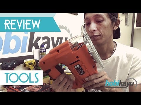 Ulasan / Review Black+Decker JS20 Jigsaw