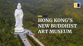 Buddhist Art Museum To Open At Hong Kong's Tsz Shan Monastery
