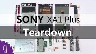 Sony Xperia XA1 Plus Teardown