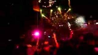 preview picture of video 'FireWorks New Years Eve ~ Siloso Beach Party 2'
