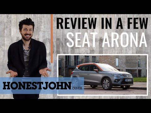 Car Review In A Few | New SEAT Arona 2018