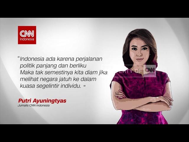 CNN Indonesia - Promo Anchor Putri