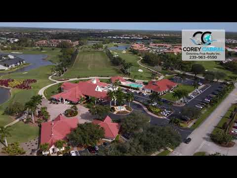 Countryside Golf & Country Club Naples FL Clubhouse Real Estate Homes & Condos