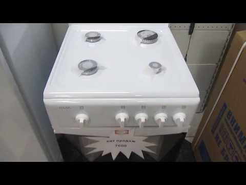 Газовая плита Лада 14120 - видеообзор от компании Klimat-56 (Оренбург)