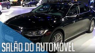 Salão do Automóvel SP 2018 - Hyundai (Importados)