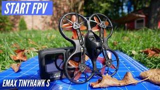 Emax Tiny Hawk S - IDEALNY NA POCZĄTEK FPV