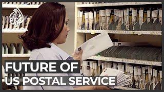 United States Postal Service at risk
