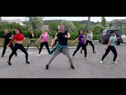 Маши - Мама, я танцую ТАНЕЦ DanceFit