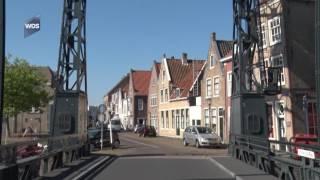 Protestborden Aan Marnixkade In Maassluis