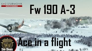 Unlimited Power | Fw 190 A-3 Gameplay | IL-2: Battle Of Stalingrad