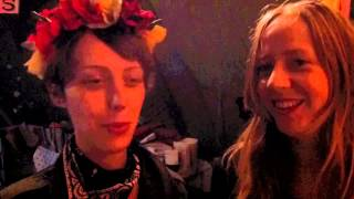 Jazz and Lola - being Joe Strummer's daughters - Strummer of Love - by St Pauls Lifestyle