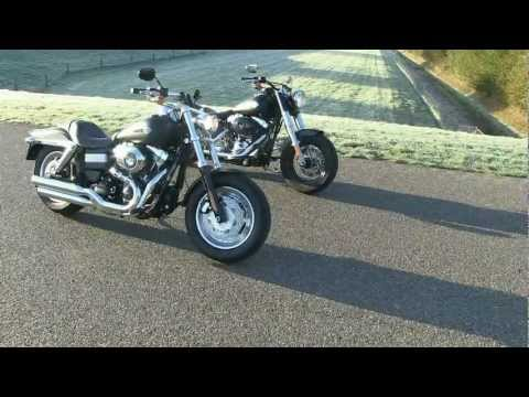 Harley-Davidson 2013 Softail Slim & Fat Bob