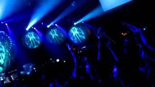 Tiesto Las Vegas 3/5/11 - I Will Be Here (wolfgang Gartner Remix)