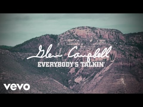 Everybody's Talkin' (Lyric Video)