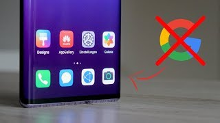 Test: Huawei ohne Google-Apps